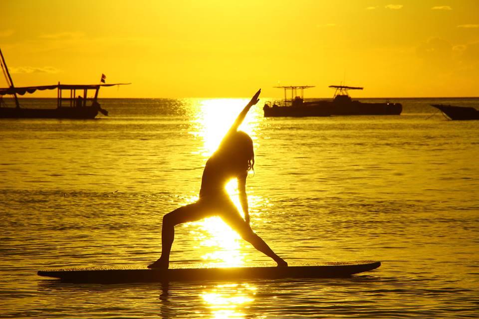 Sup Yoga Zanzibar