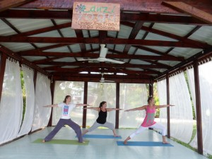 zanzibar yoga
