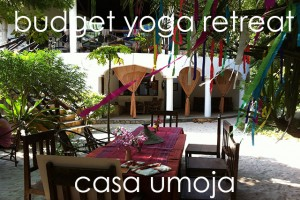 budget yoga retreat casa umoja