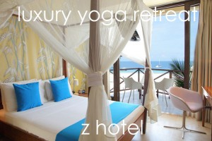 luxury yoga retreat - z hotel